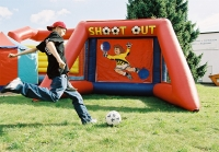 Shoot Out Torwand mieten
