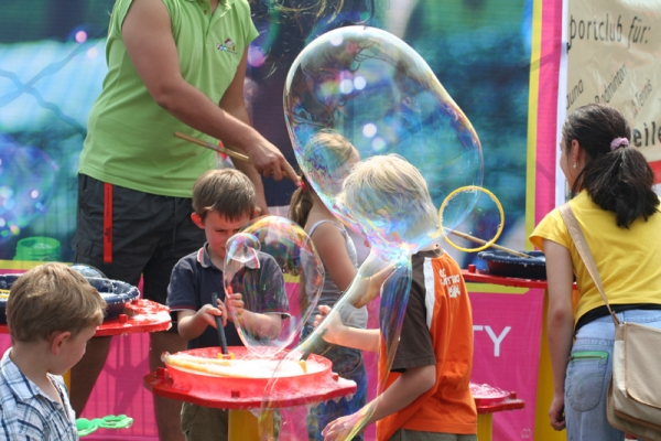 Bubble City mieten