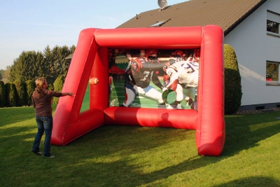 Shoot Out American Football mieten